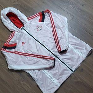 Adidas Toronto FC windbreaker